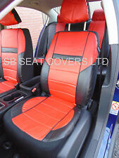 MITSUBISHI Pajero Car Seat Covers Rossini ROS Rosso 0211 in similpelle