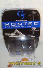 G5 Montec Crossbow Design 3 Blade 100 Grain Broadhead - 611 $10 Mail in rebate