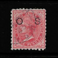 NEW SOUTH WALES OFFICIALS: O19. USED.