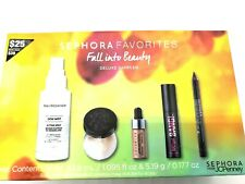 Sephora Favorites FALL INTO BEAUTY Deluxe Sampler 5 items BENEFIT BAREMINERALS