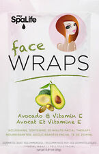 FACIAL WRAP by mySPALIFE - Avocado+Vitamin E- All Skin types - Moisturizing