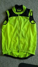 Specialized High Visibility Yellow Cycling Vest Large