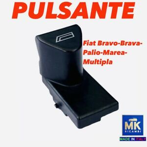 PULSANTE ALZAVETRO FIAT BRAVO BRAVA PALIO MAREA MULTIPLA TASTO FINESTRINO