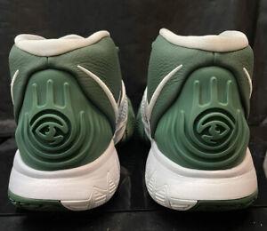 NIKE Zoom Kyrie 6 Sz 16 Tb Green White