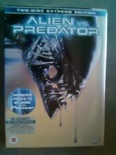 ALIEN VS PREDATOR DVD 2004 TWO DISC EXTREME EDITION