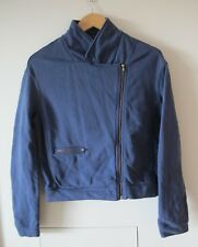 Country Road Women's Jacket Size M Knit Cotton Excellent Condition