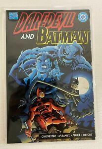 Daredevil and Batman #1 DC Marvel 6.0 FN (1997)