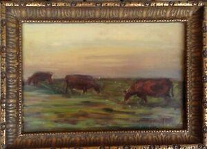 Einar Madvig (1882-1952): COWS