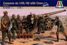 Italeri - Cannone da 149/40 with crew (World War II) - 1:72