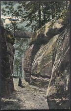 Kent Postcard - High Rocks, Tunbridge Wells    RS4142