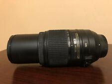 Used Nikon AF-S DX NIKKOR 55-300mm f/4.5-5.6G ED VR Lens #423