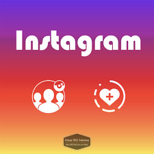 200-Instagram-Followers-or-1000-Post-Likes | Fast & Safe | CheapSEOSolutions