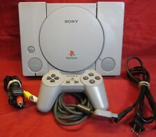 Sony Playstation 1 PS1 Console Bundle SCPH-9001 w Controller/A/V/Power
