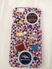 DENVER BRONCOS PHONE CASE Samsung Galaxy S  7 8 9 10 E Edge Plus
