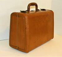 Vintage Shwayder Bros Samsonite Luggage Train Case Carry On Weekender