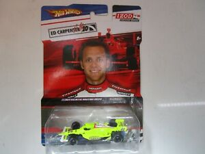 Hot Wheels '09 Izod Indycar Series Ed Carpenter Indy Race Car Honda Racing P7301