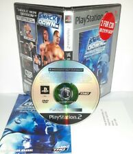 WRESTLING LOTTA SHUT MOUTH - Playstation 2 Ps2 Play Station Bambini Gioco Game