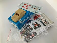Provence Moulage resin kit  -  RENAULT 5 Turbo  -  ELF Ragnotti  1/43scale