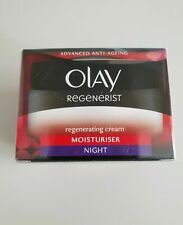 Olay Regenerist Regenerating Moisturiser Anti-Ageing Night Cream Hydrating 50ml