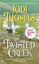 Read Pink Twisted Creek by Jodi Thomas (2012, Paperback-m) Romance