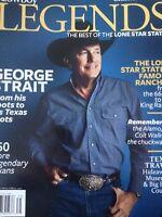 Cowboy Legends Magazine George Strait June 27, 2017 120818nonrh