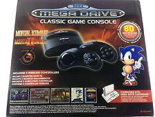 Sega Mega Drive Arcade Classic Wireless Console 80 Games 2 Controllers BRAND NEW