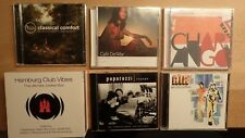 Electronica & Chillout - 10 CDs - u.a. Café del Mar, Morcheeba, Air