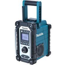 Makita akku-baustellenradio DMR107, 7,2 - 18 v nachfolger des DMR102 DMR 102 107