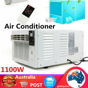 1100W Air Conditioner Window / Wall Box Refrigerated Cooler Dehumidification AU