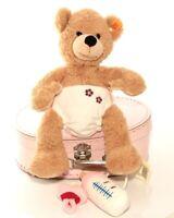 Steiff Bears*Teddy Bear **Baby**FYNN in suitsase 28 cm*-ean 111846