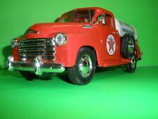 TEXACO 1953 53 CHEVY TANKER TRUCK PICK UP CHEVROLET MIRA SOLIDO NEW MIB 1:18TH A