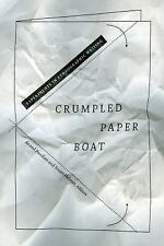 CRUMPLED PAPER BOAT NEW HARDCOVER BOOK