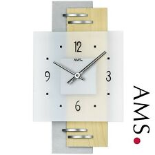 Ams. Horloge À Quartz murale Ams.9248