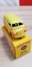 Dinky  bedford van with box