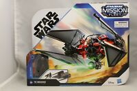 Star Wars Mission Fleet Tie Whisper with Kylo Ren Figure