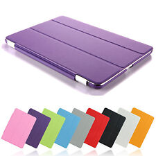 Magnetic Smart Front+Back Cover Ultra Slim Stand Case Cover for Apple iPad 5 AIR