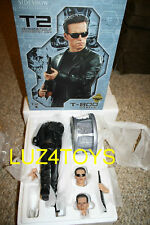 Termintor 2 Sideshow T-800 Exclusive Edition Statue #68