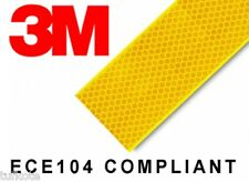 3M High Intensity Reflective Conspicuity Tape, YELLOW, 2 Inch Width x 2 Feet