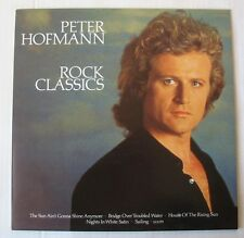 PETER HOFMANN (LP 33T) ROCK CLASSICS -  HOLLANDE 1982