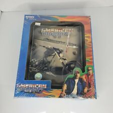 Discovery Channel American Chopper COMANCHE BIKE Wall Clock NEW Sealed