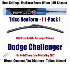 Super Premium NeoForm Wiper Blade (Qty 1) fits 2008+ Dodge Challenger - 16220