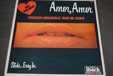 "ROD MC KUEN ""Amor, Amor"" 12"" MAXI VINYL / IBACH RECORDS - 60703"