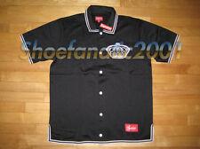 Supreme S/S Basketball Warmup Top Large Blazer SB Dunk Three Six Mafia Black