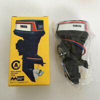 MITSUWA YAMAHA 140 Toy Outboard motor TypeA Right Handed NOS Made in Japan Rare