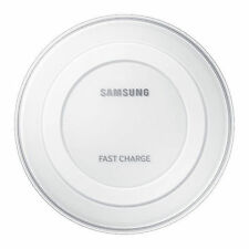 Original White Charger Samsung Wireless Fast Charge Pad Type S6 S7