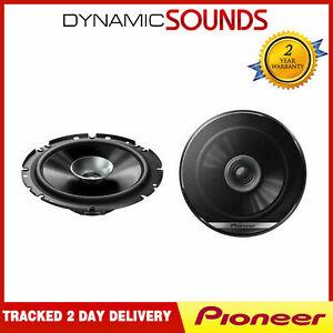 Pioneer 560W Total DualCone 6.5 Inch 17cm Car Door / Shelf Coaxial Speakers Pair