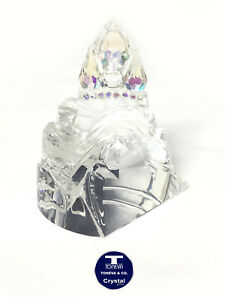 """[LIMITED EDITION] """"Large Castle"""" Austrian Crystal Figurine/Paperweight"""
