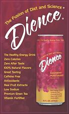 Special Savings - Dience - Diet Drink - Raspberry Pomegranate 2 cases (48 cans)