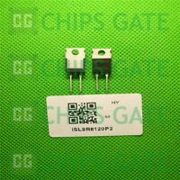 3PCS FSC ISL9R8120P2 TO-220 8A 1200V STEALTH DIODE TO220AC
