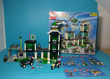 LEGO Town,Police ~ Command Post Central / Polizei Station(6332)& Anleitung + OVP